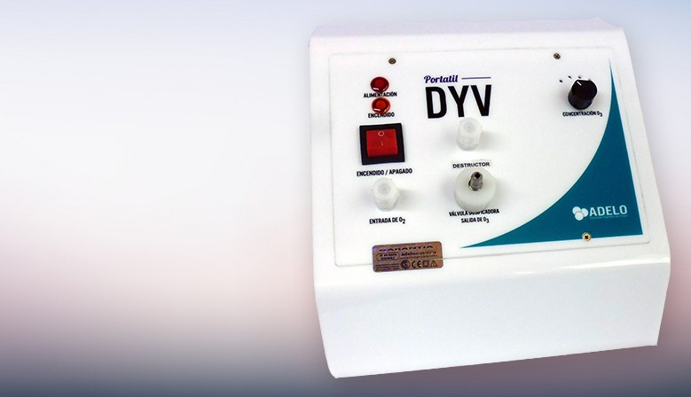 Generador de Ozono DyV